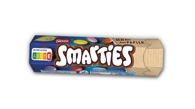 Smarties Hexagonrolle