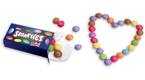 Smarties Oster Aktion