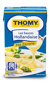 THOMY Les Sauces Hollandaise mit Zitrone