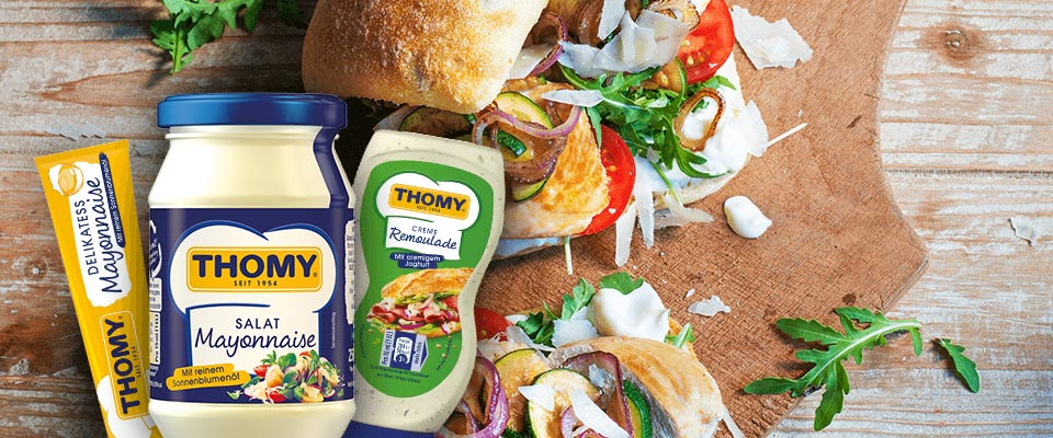 Thomy Mayonnaise