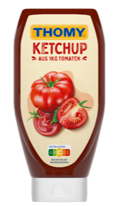 THOMY Ketchup 80% Tomate