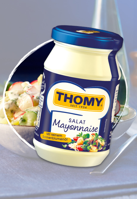 THOMY Salat Mayonnaise Glas