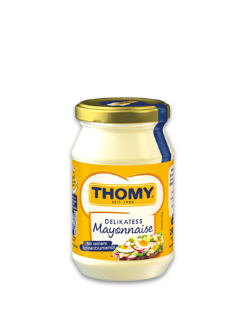 THOMY Deli Mayonnaise im Glas