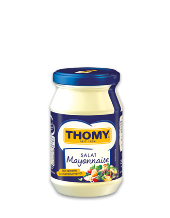 THOMY Salat Mayonnaise im Glas