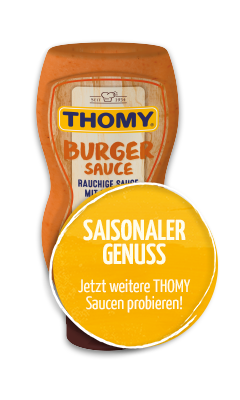 THOMY Burger Sauce