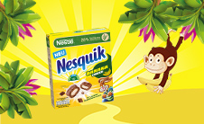 Nesquik Banana Crush