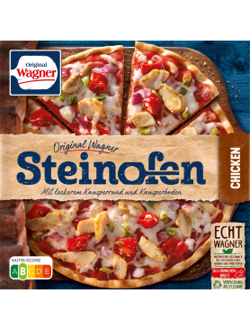 Wagner Pizza Original Steinofen Chicken