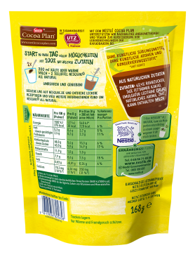 Nestlé NESQUIK All Natural 168g
