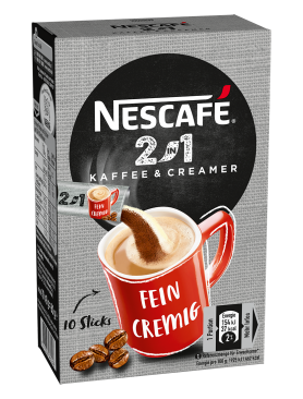 NESCAFE 2in1 Box 8(10x8g)