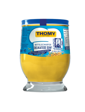 THOMY Delikatess-Senf