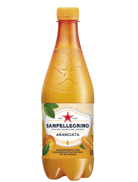 Sanpellegrino Orange PET 0,5l