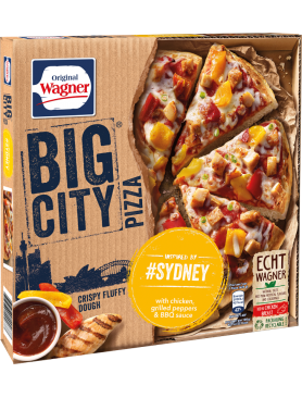 Wagner BIG CITY Pizza Sydney