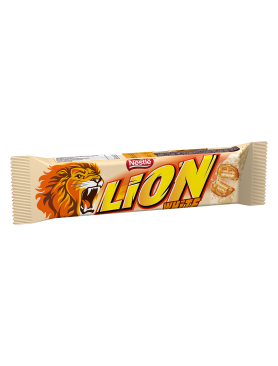 LION White Schokoriegel 42g