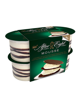 AFTER EIGHT Knackige Mousse