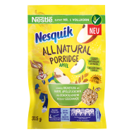 NESQUIK Porridge All Natural Apfel 315g