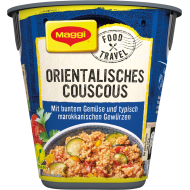 MAGGI Food Travel Cup Orientalisches Couscous