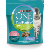 Purina ONE DUAL NATURE Lachs mit Spirulina