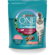 Purina ONE DUAL NATURE Lachs mit Cranberry