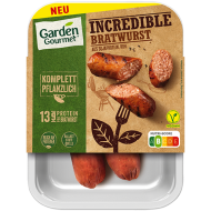 Garden Gourmet Incredible Bratwurst