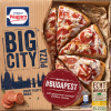 Wagner BIG CITY Pizza Budapest