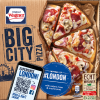 Wagner BIG CITY Pizza London