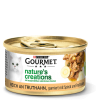 GOURMET Nature´s Creations reich an Truthahn mit Spinat